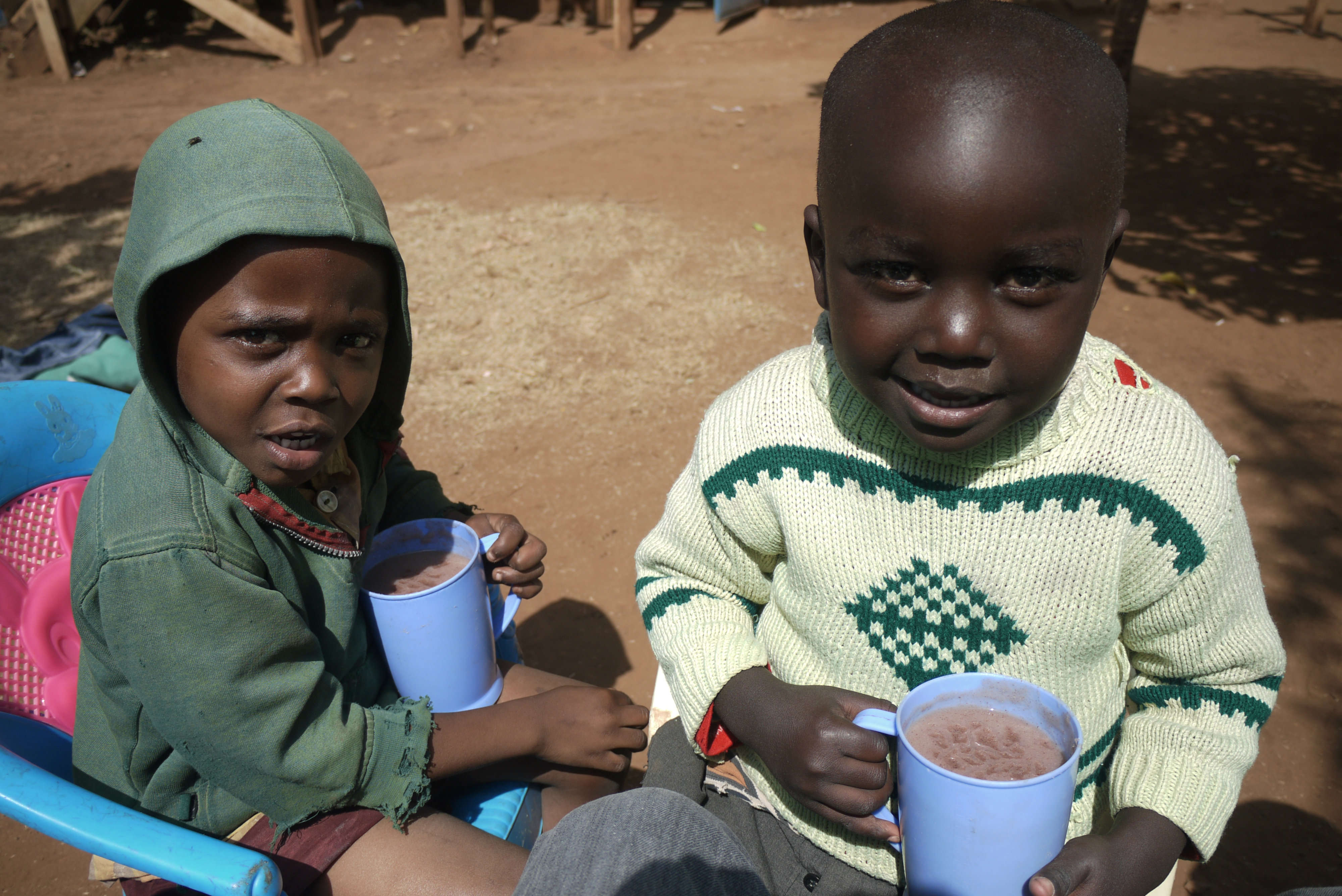 Need Of Financial Support For Orphan Children