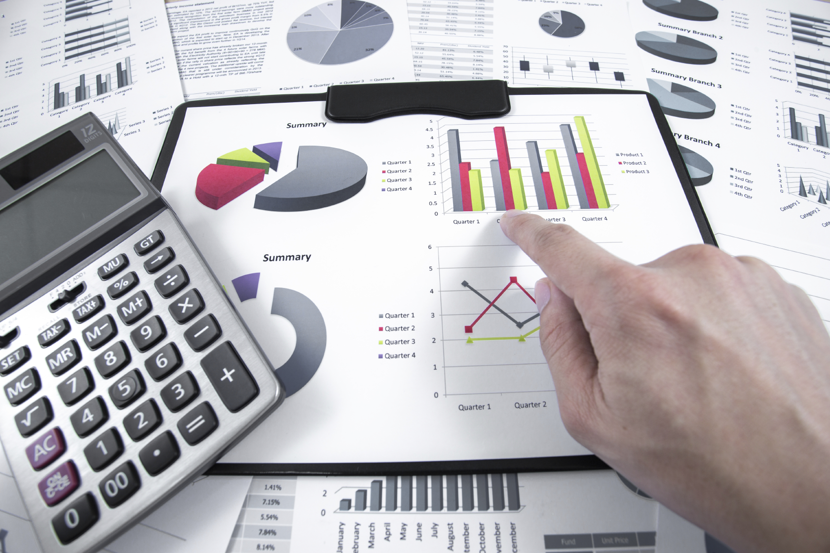 Why Your Small Business Needs A Bookkeeper?