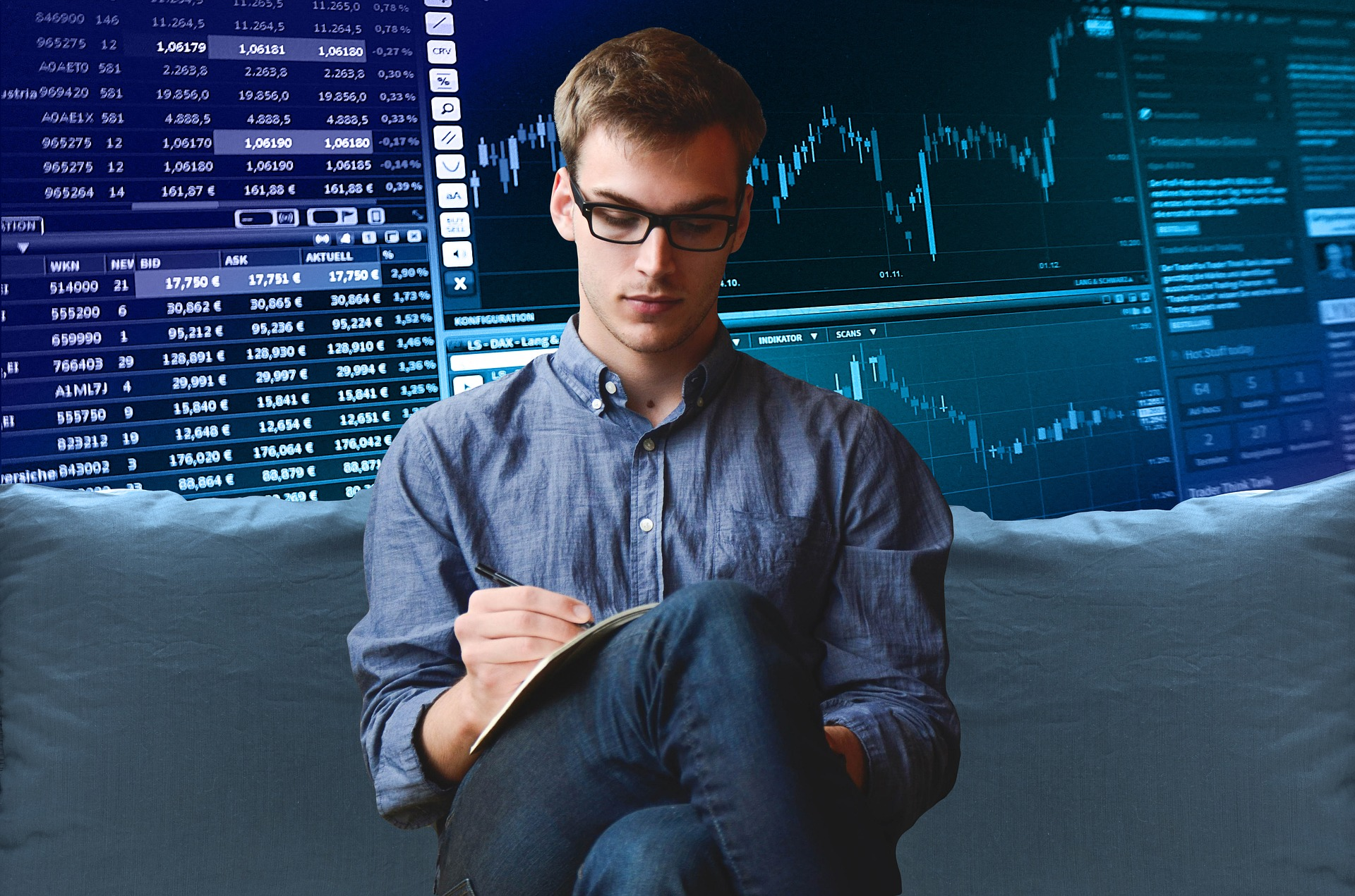 Some Processes To Follow Before Trading Online