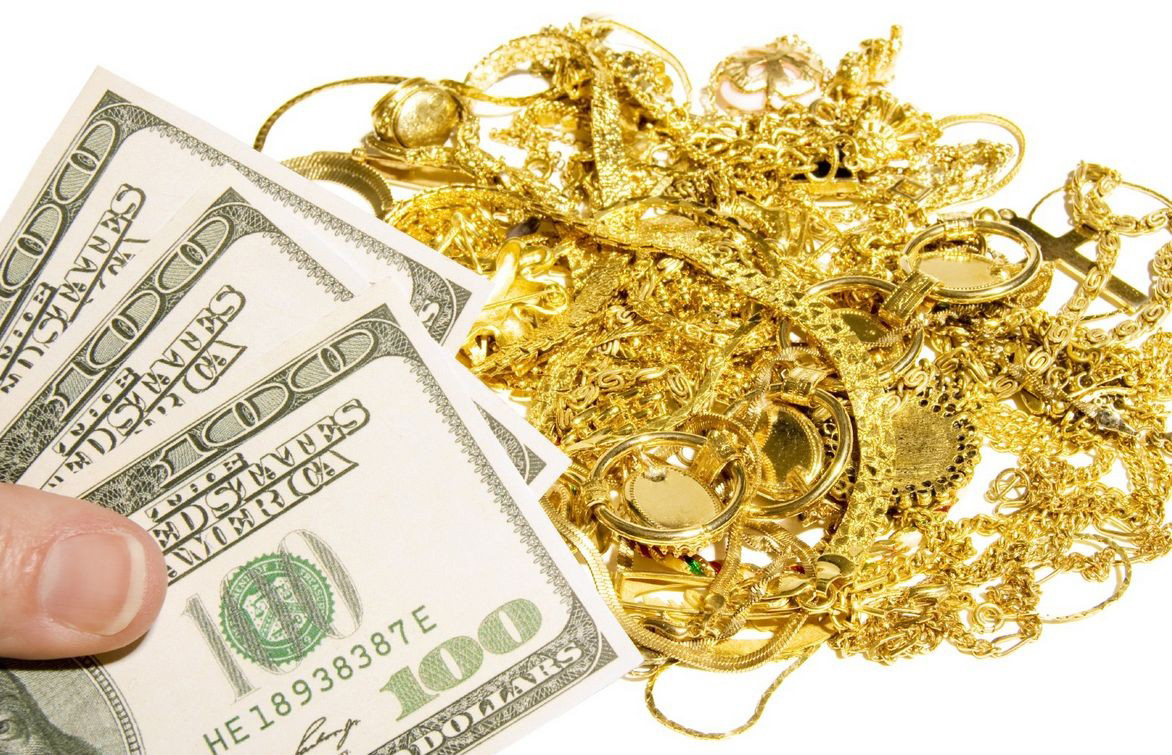 How To Determine The Cash For Gold Prices For Your Gold Jewelry