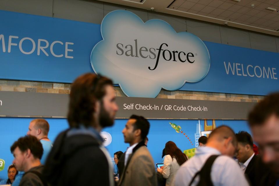 report in Salesforce